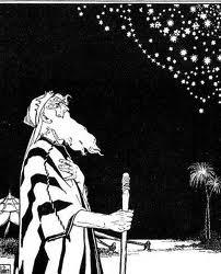 Abraham étoiles